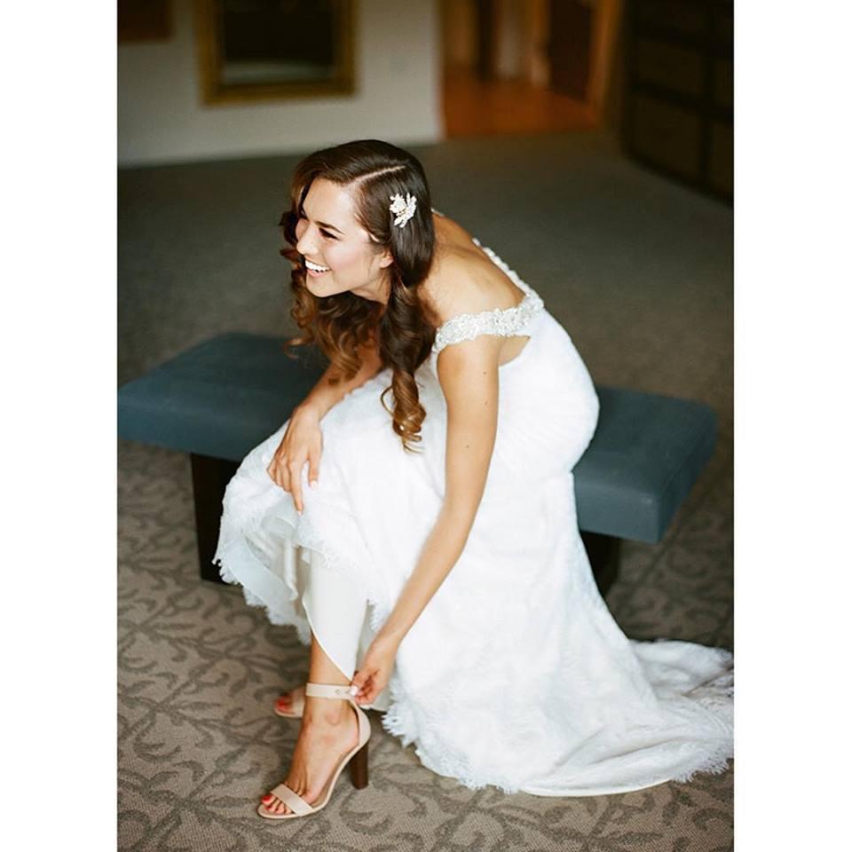 Selia Yang bridal Gown-bridal shops NYC