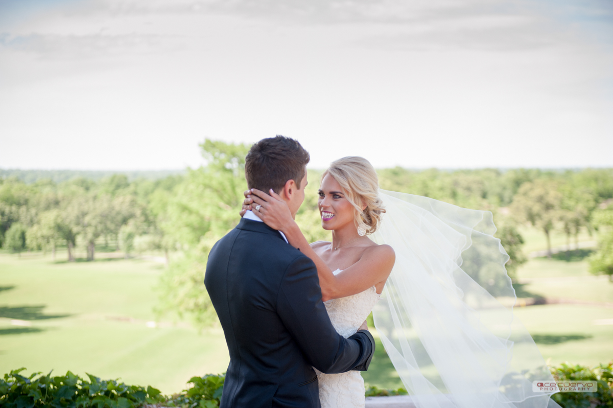 Our Radiant and breathtaking Courtney and Her Wedding in Tulsa OK ...