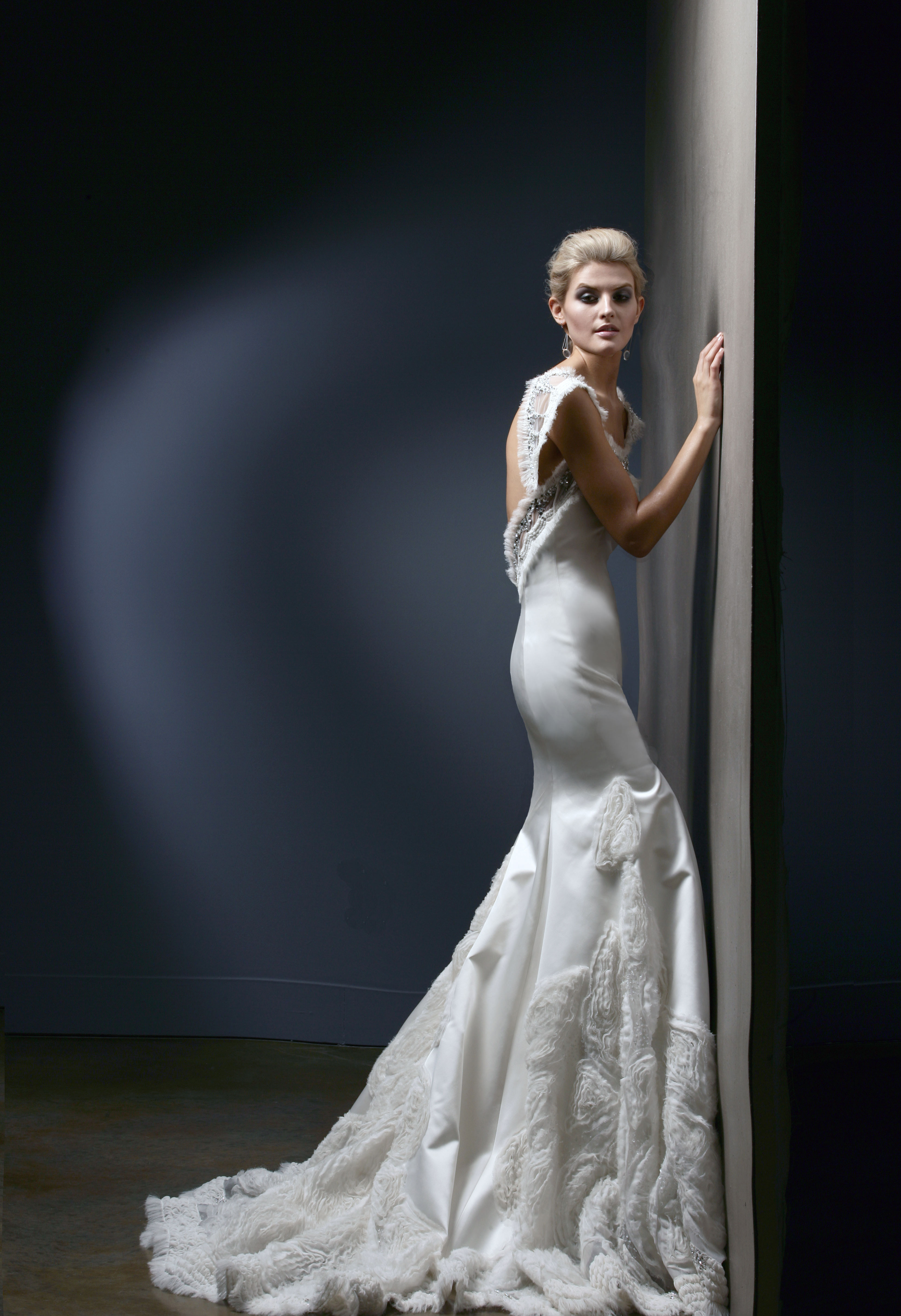 Bridal gown designer Selia Yang - bridal gowns