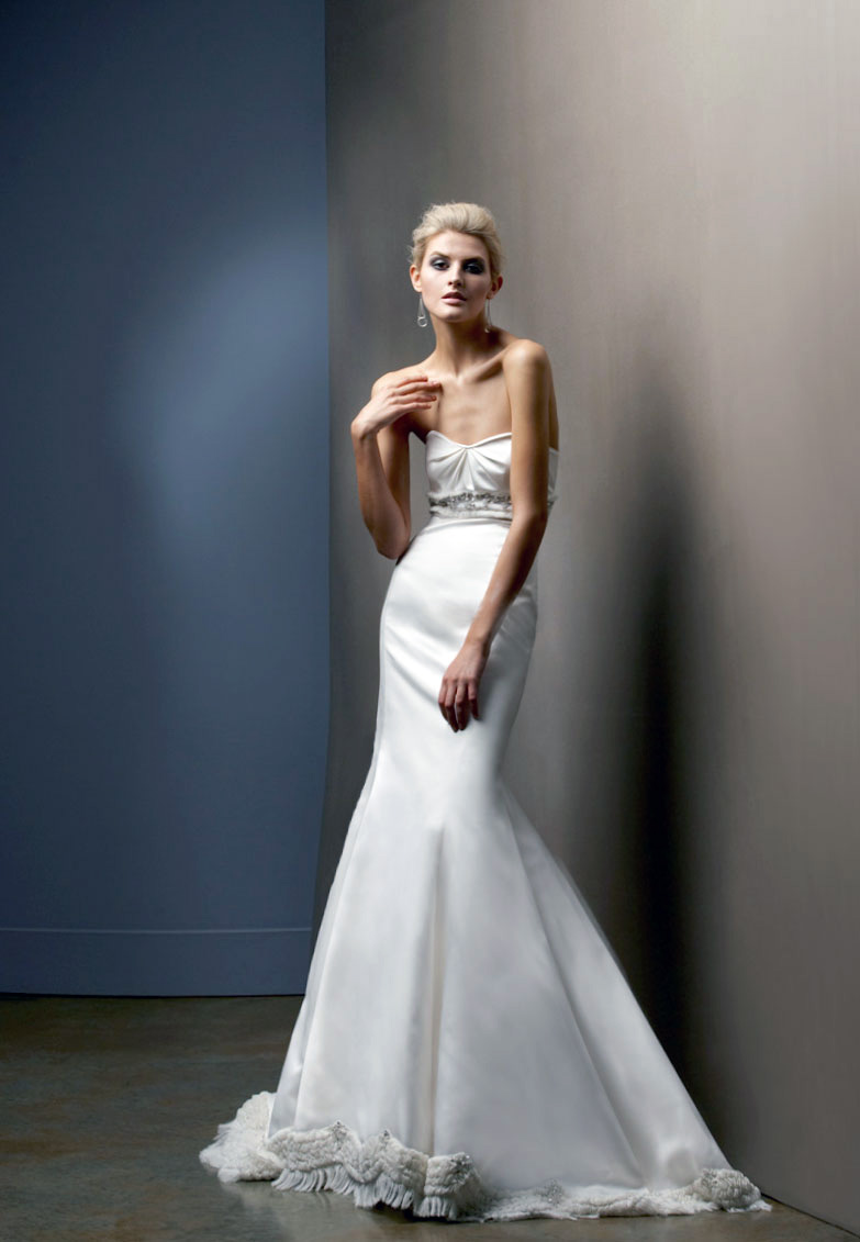 Bridal designer Selia Yang- bridal showrooms NYC- bridal gowns
