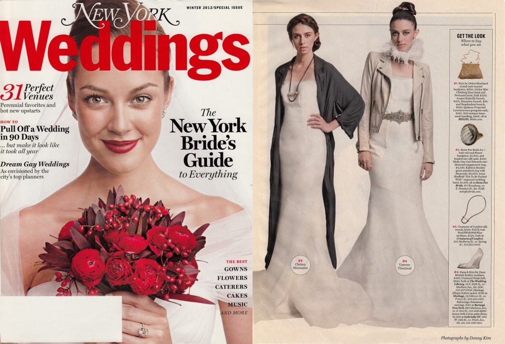 SeliYang Bridal shops nyc- bridal gowns