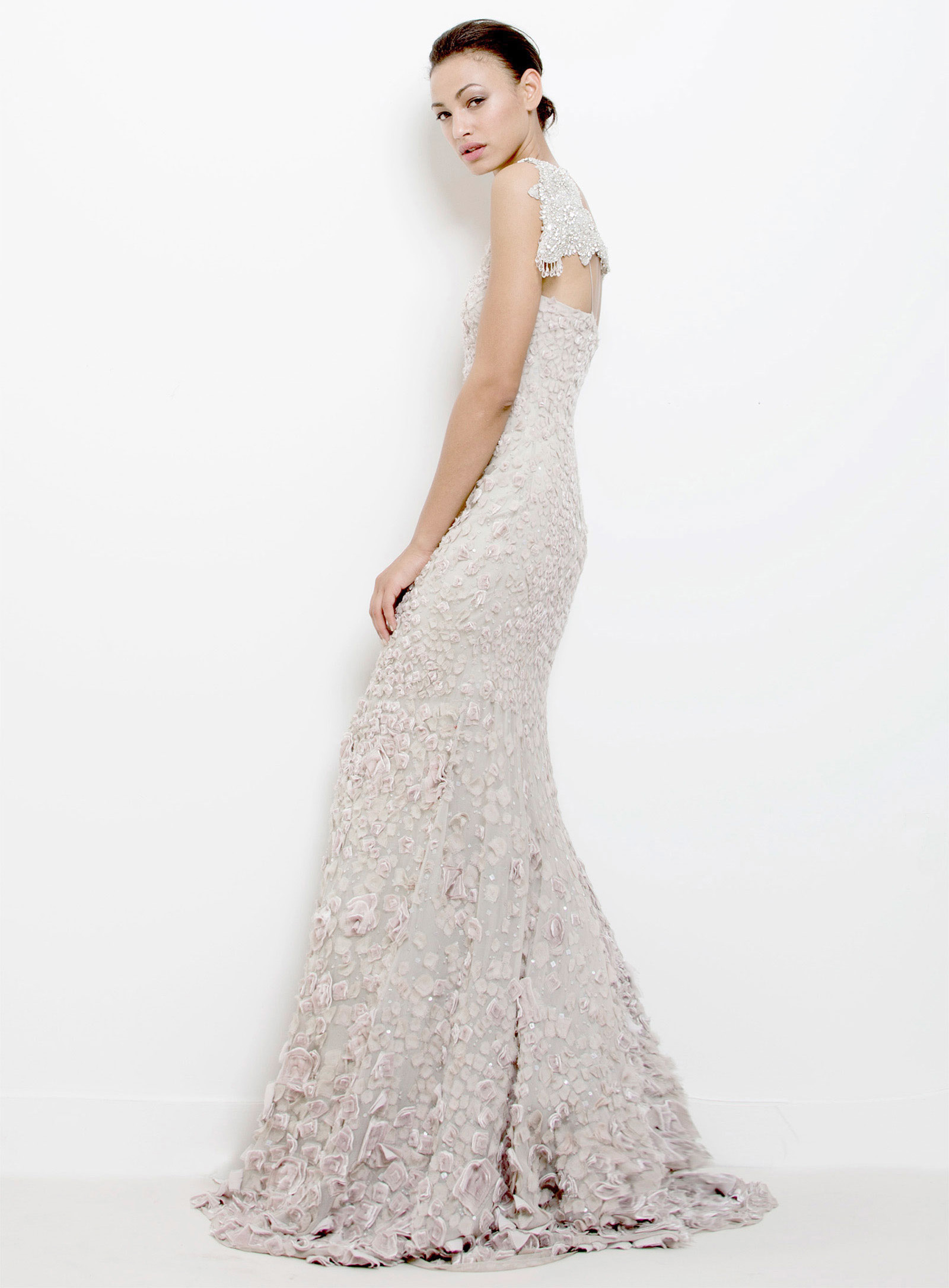 Selia Yang Evening Bridal Wedding Gowns Designer Nyc