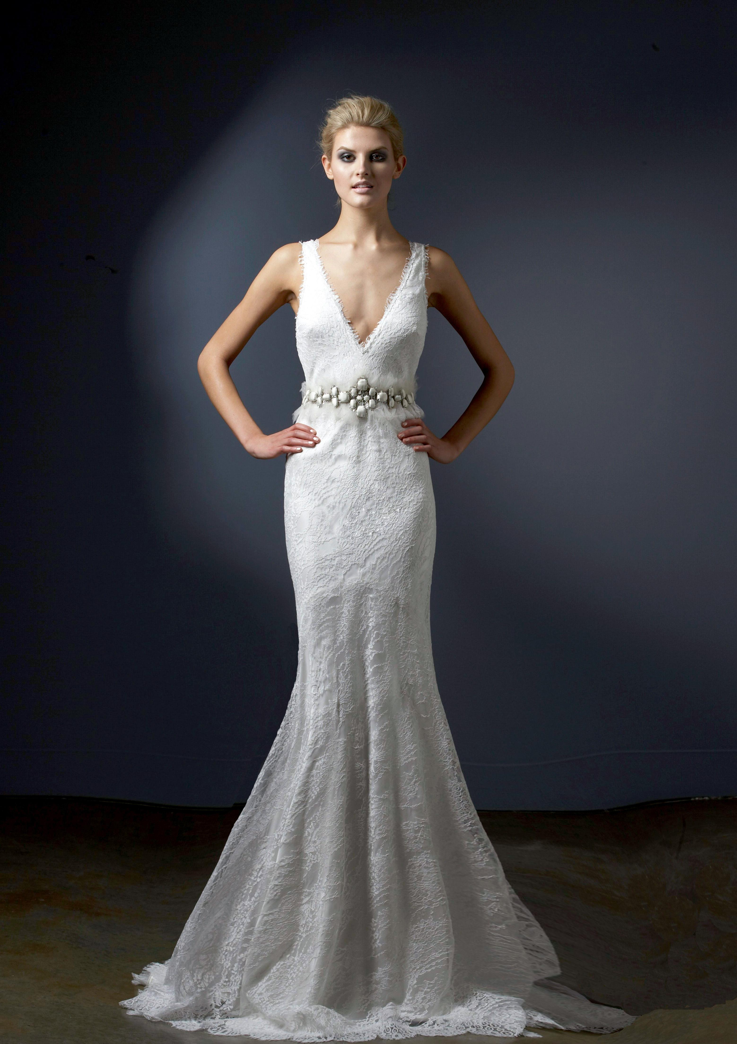 Bridal gown designer Selia Yang- bridal gown.
